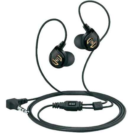 Купить Sennheiser IE 60 Black ( 504769)