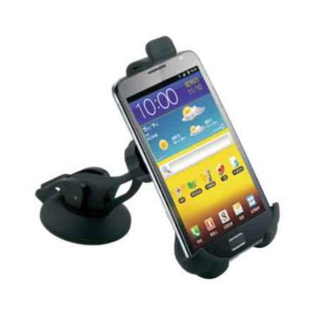 Купить Автомобильный держатель Supra SHF-12 для смартфонов черный