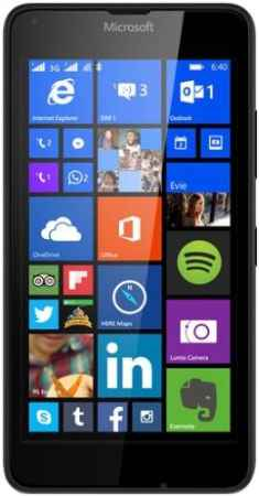 Купить Телефон Microsoft Lumia 640 3G Dual Sim (Черный)