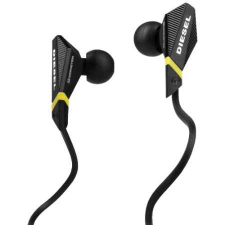 Купить Monster Cable Diesel VEKTR On-ear Black