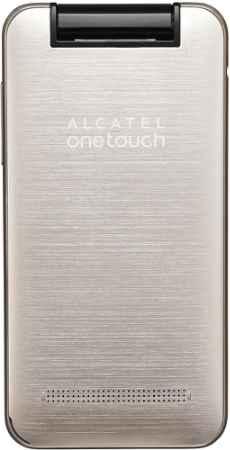 Купить Телефон Alcatel One Touch 2012D (Золотой)