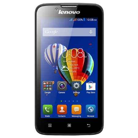 Купить Lenovo A328 Black
