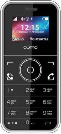 Купить Qumo Push Mini Black