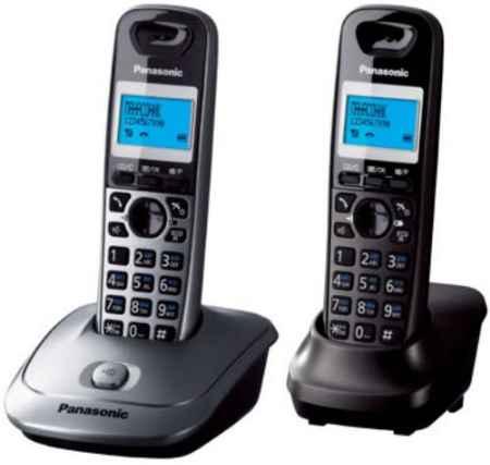 Купить Panasonic KX-TG2512 (серый)