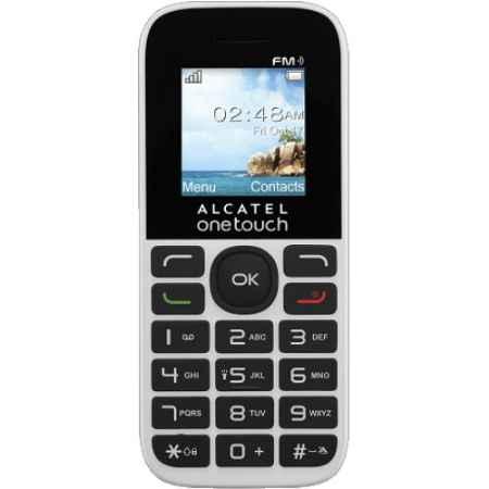 Купить Alcatel One Touch 1013D White