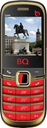 Купить BQ Lyon 1402 Red gold
