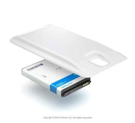 Купить Аккумулятор Samsung Galaxy Note 3 6400mah Craftmann белый