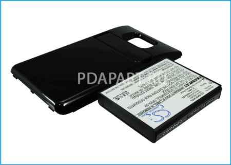 Купить Аккумулятор Samsung Galaxy S2 i9100 3200mah черный