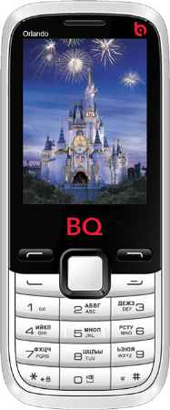 Купить BQ BQM–2456 Orlando White