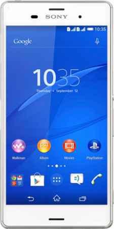 Купить Sony Xperia Z3 Dual (белый)