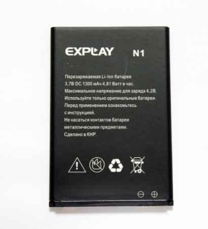 Купить Аккумулятор Explay N1 смартфон