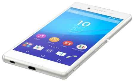 Купить Смартфон Sony Xperia Z3+ E6553 White