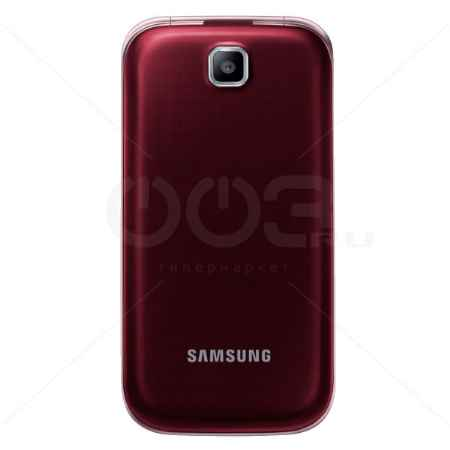 Купить Samsung GT-C3592 Red