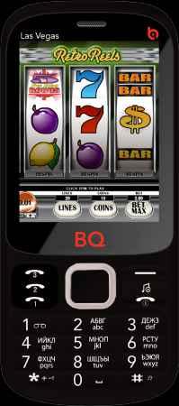 Купить BQ BQM-2601 Las Vegas Black