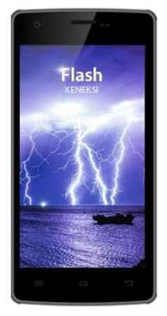 Купить Телефон KENEKSI Flash (Серый)