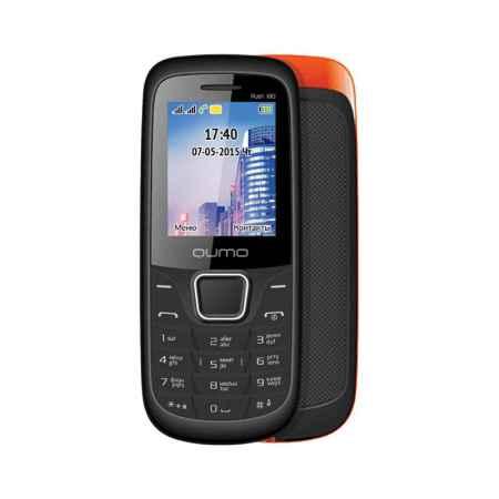 Купить Мобильный телефон Qumo Push 180 dual orange, оранжевый