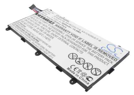 Купить Аккумулятор Samsung Galaxy Tab 2 7.0, Tab 7.0 4000mah CS