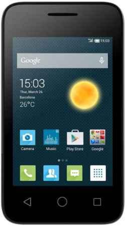 Купить Alcatel OT 4009 D PIXI3 Volcano Black