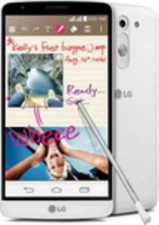 Купить LG G3 Stylus D 690 белый