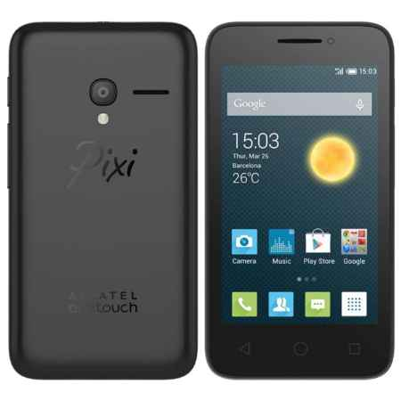 Купить Alcatel One Touch 4013D Pixi 3(4) Volcano Black