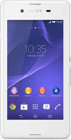 Купить Sony Xperia E3 D2212 Dual White