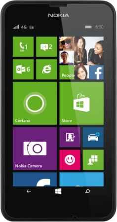 Купить Nokia Lumia 630 (черный)