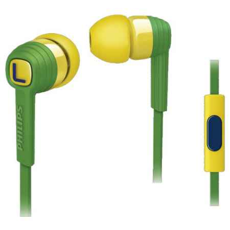 Купить Philips SHE7055BZ/00  Green