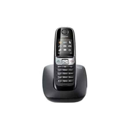 Купить Радиотелефон DECT Gigaset C620 черный