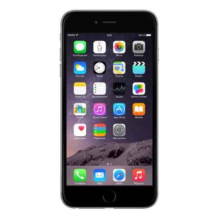 Купить Apple iPhone 6 Plus 16GB Space Gray (MGA82RU/A)