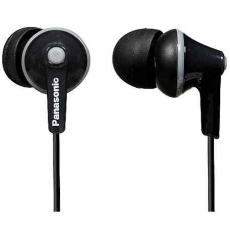 Купить Panasonic RP-HJE125E-K Black