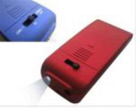 Купить Комплект для автономной зарядки мобильных телефонов с мини-фонариком MP-B200C