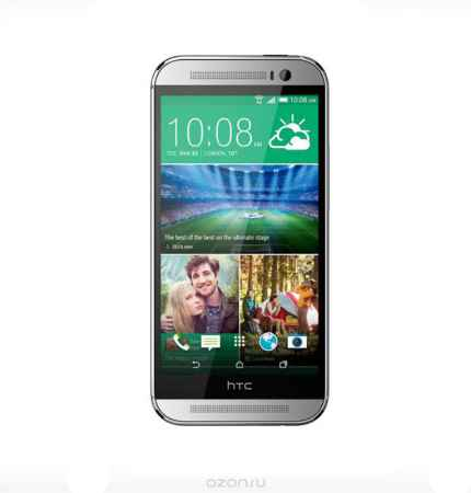 Купить HTC One (M8) Dual Sim, Silver