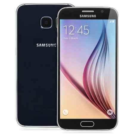 Купить Смартфон Samsung SM-G920 GALAXY S6 32Gb black