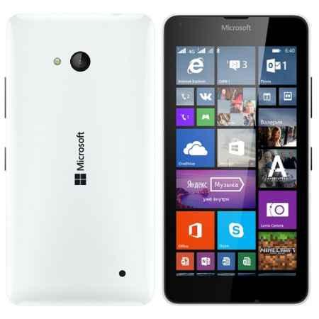 Купить Microsoft Lumia 640 Dual Sim White