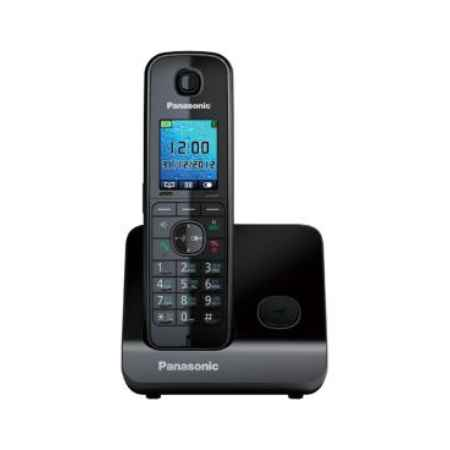 Купить Радиотелефон DECT Panasonic KX-TG8151RUВ черный