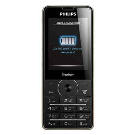 Купить Philips Xenium X1560 Black