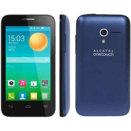 Купить Alcatel One Touch 4035D Pop D3 Black Fashion Blue