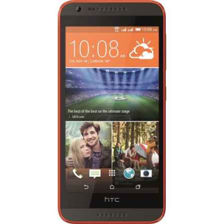 Купить HTC Desire 620G Dual Sim Gray/Orange