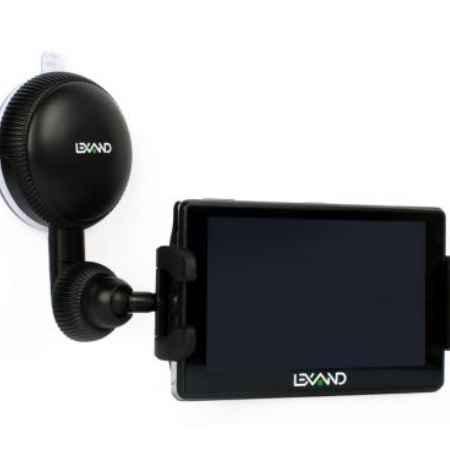 Купить Автомобильный держатель LEXAND LМ-701 для GPS/КПК/смартфонов/MP3/MP4 плеера ширина 10.5-14.5см 360°