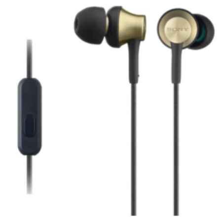 Купить Sony MDR-EX650APTQ Gold