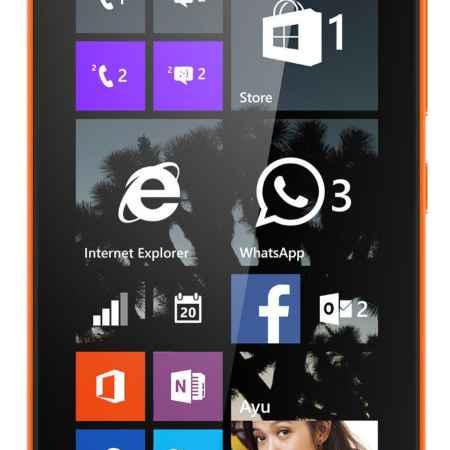 Купить Microsoft Lumia 430, Orange