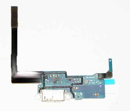 Купить Шлейф Samsung Galaxy Note 3 n9005 с системным разъемом и микрофоном