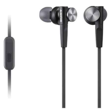 Купить Sony MDR-XB50 Black