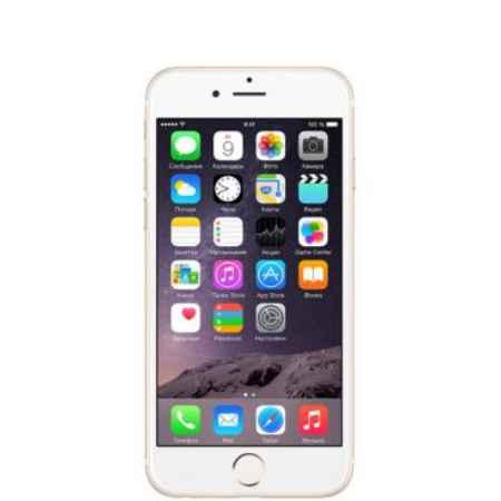 "Купить Смартфон Apple iPhone 6 4.7"" 128Gb Gold золотой MG4E2RU/A"