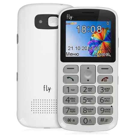 Купить Мобильный телефон Fly Ezzy 6 white