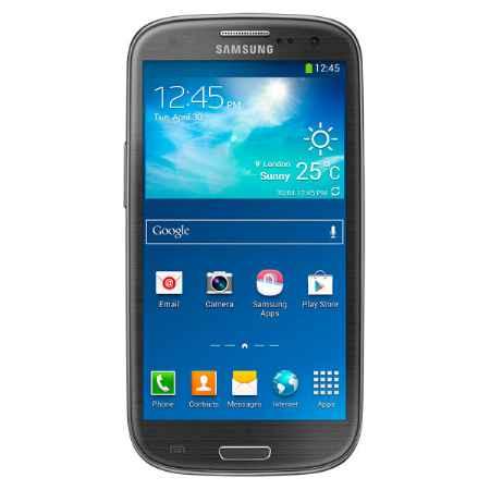 Купить Samsung GALAXY S III DUOS GT-I9300I Black
