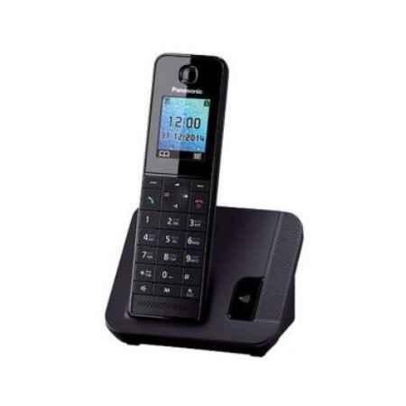 Купить Радиотелефон DECT Panasonic KX-TGH210RUB черный