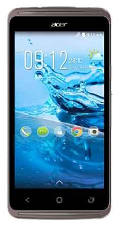 Купить Смартфон Acer Liquid Z410 Duo Black (HM.HLJEU.001)