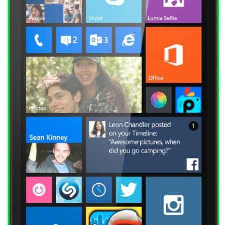 Купить Microsoft Lumia 535 Dual Sim Green