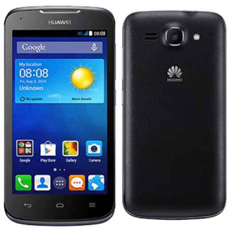 Купить Huawei Ascend Y520 Black